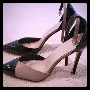 Women's work high heels